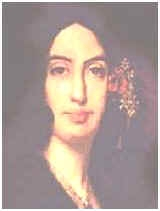 Kenneth Jupp - George Sand Portrait