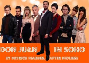 Ptrick Marber Don Juan in Soho