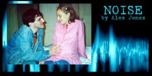 Alex Jones Noise poster