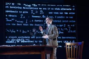 Breaking the code Hugh Whitemore
