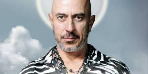 Roberto Ciufoli - Dio nella produzione del Piccolo Eliseo