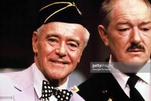 Veterans Day è stata presentata nel 1879 nel Weasr End a Londra, nell'interpretazione di Jack Lemmon e Michael Gambon