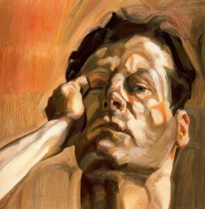 Lucien Freud, orwell, brownell