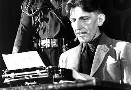 george orwell, scrittore, stanza 65